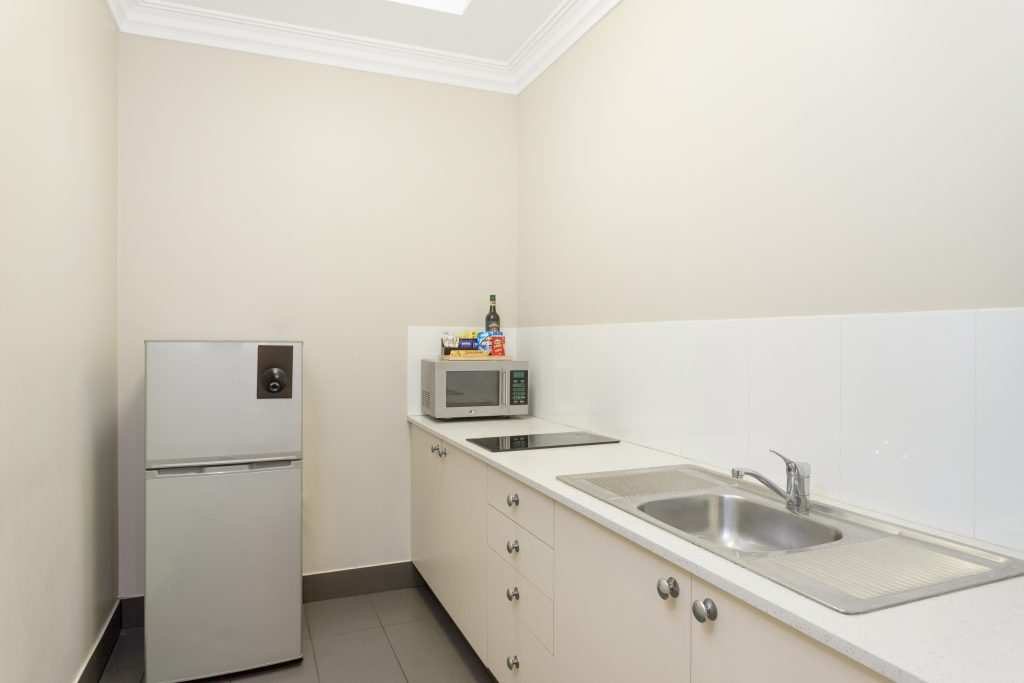 Twin room Kitchentte